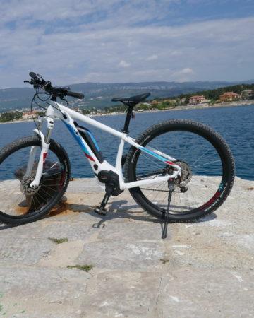 E-Bike Vermeitung